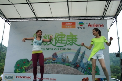 Wellness On To Go Health Truck Road Show | Penang