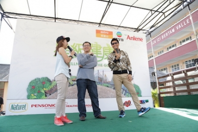 Wellness On To Go Health Truck Road Show | Cameron Highlands