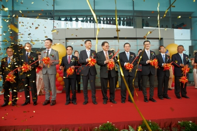 Pensonic Global Operation Centre Grand Opening