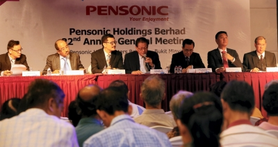 Pensonic Annual General Meeting 2016