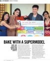 Bake with a supermodel